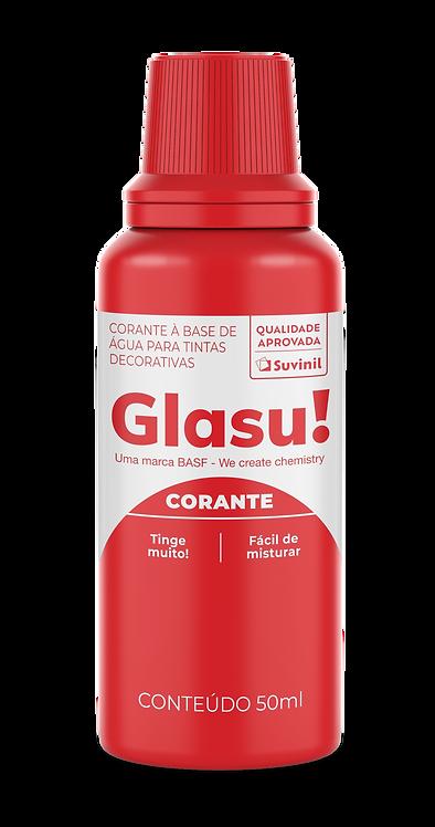 Corante Glasu! - 50 ML