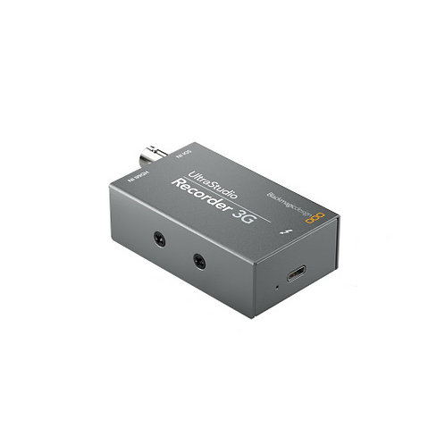 Blackmagic Design - UltraStudio Recorder 3G