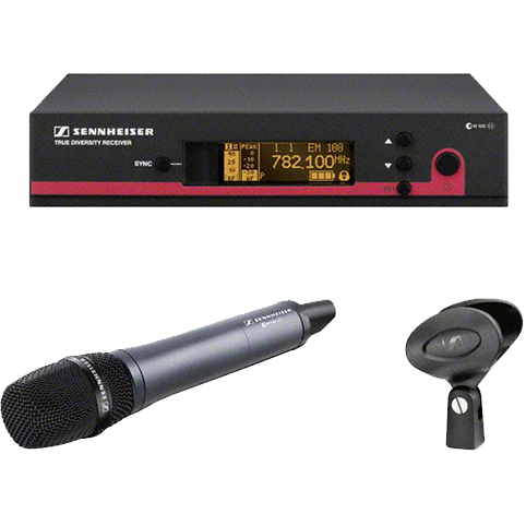 Sennheiser ew 145 G3 Handheld Wireless System