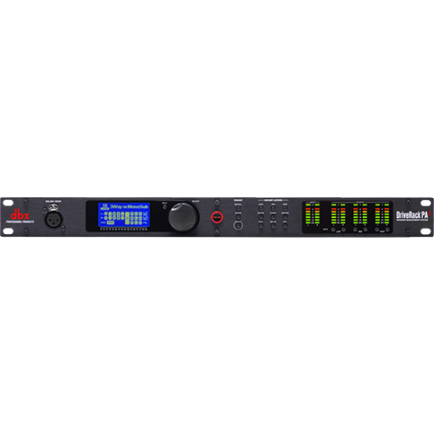 dbx - DriveRack PA2