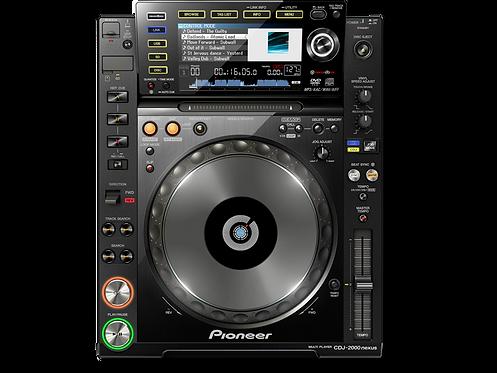 Pioneer DJ - CDJ-2000NXS