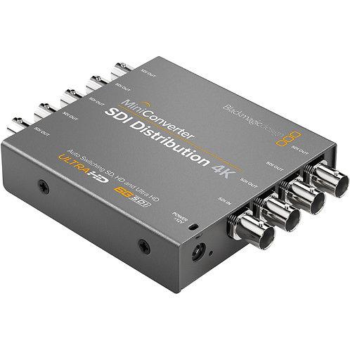 Blackmagic Design -Mini Converter SDI Distribution 4K