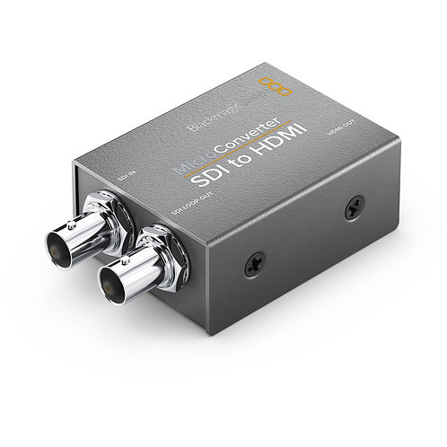 Blackmagic Design - SDI to HDMI Micro Converter