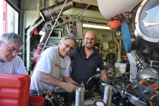 2017 EPR Research Cruise with R/V Atlantis and DSV Alvin