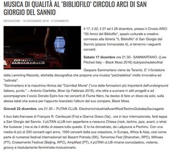 Corriere Sannita - 16.12.2016