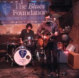 Blues Hall,Memphis