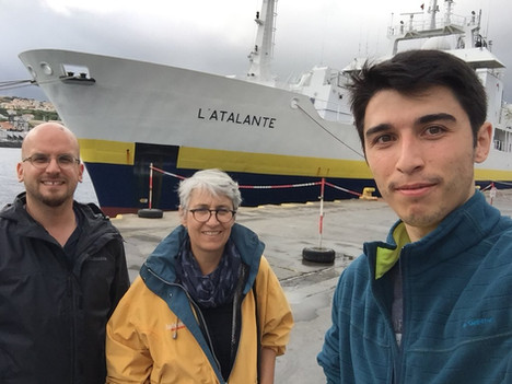2018 MAR Research Cruise with R/V L'Atalante and ROV Victor