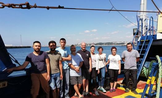 2019 Black Sea and Marmara Sea Cruise with R/V Bilim-2