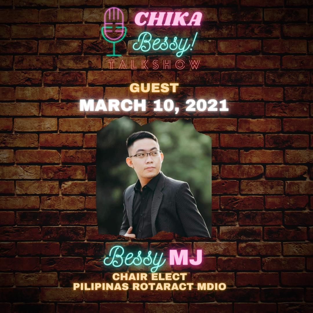 MDIO Chair Elect MJ - March 10, 2021