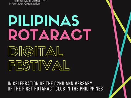 Pilipinas Rotaract Digital Festival Call for Bids