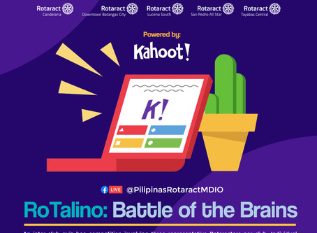 RoTalino! Battle of the Brains