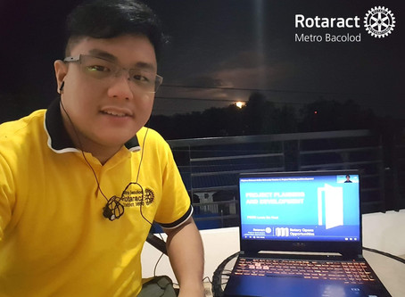 E-Learning Platform for Rotaractors