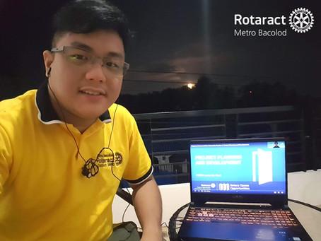 E-Learning Platform for Rotaractors