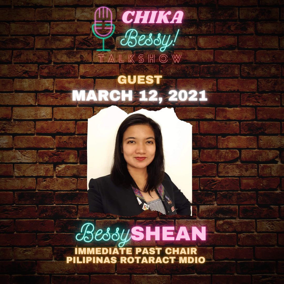 MDIO Immediate Past Chair Shean - March 12, 2021