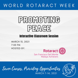 Promoting Peace Interactive Classroom