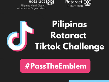 Pilipinas Rotaract Tiktok Challenge
