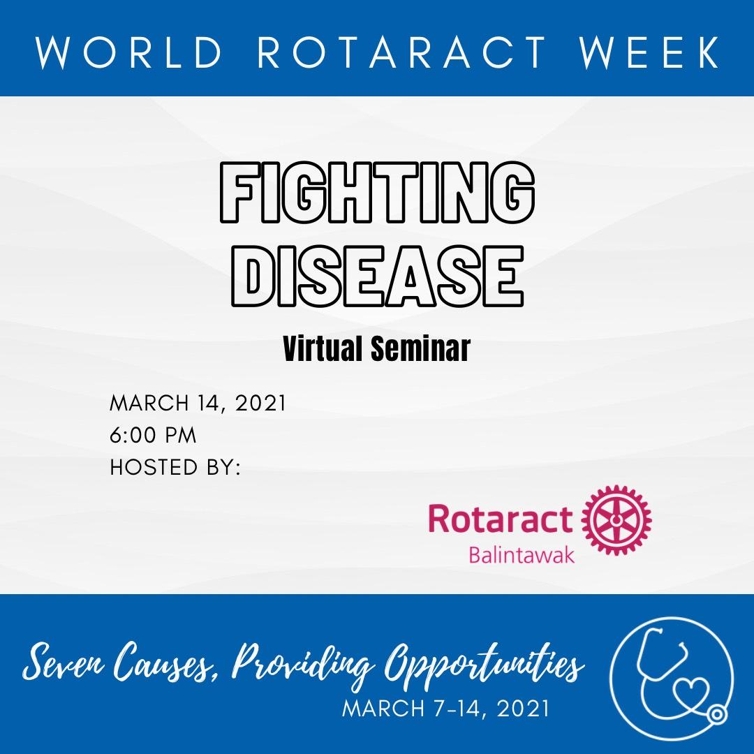Fighting Disease Webinar