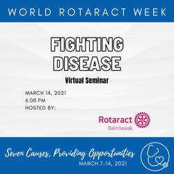 Fighting Disease Webinar