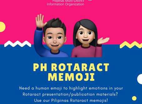 Pilipinas Rotaract Memojis