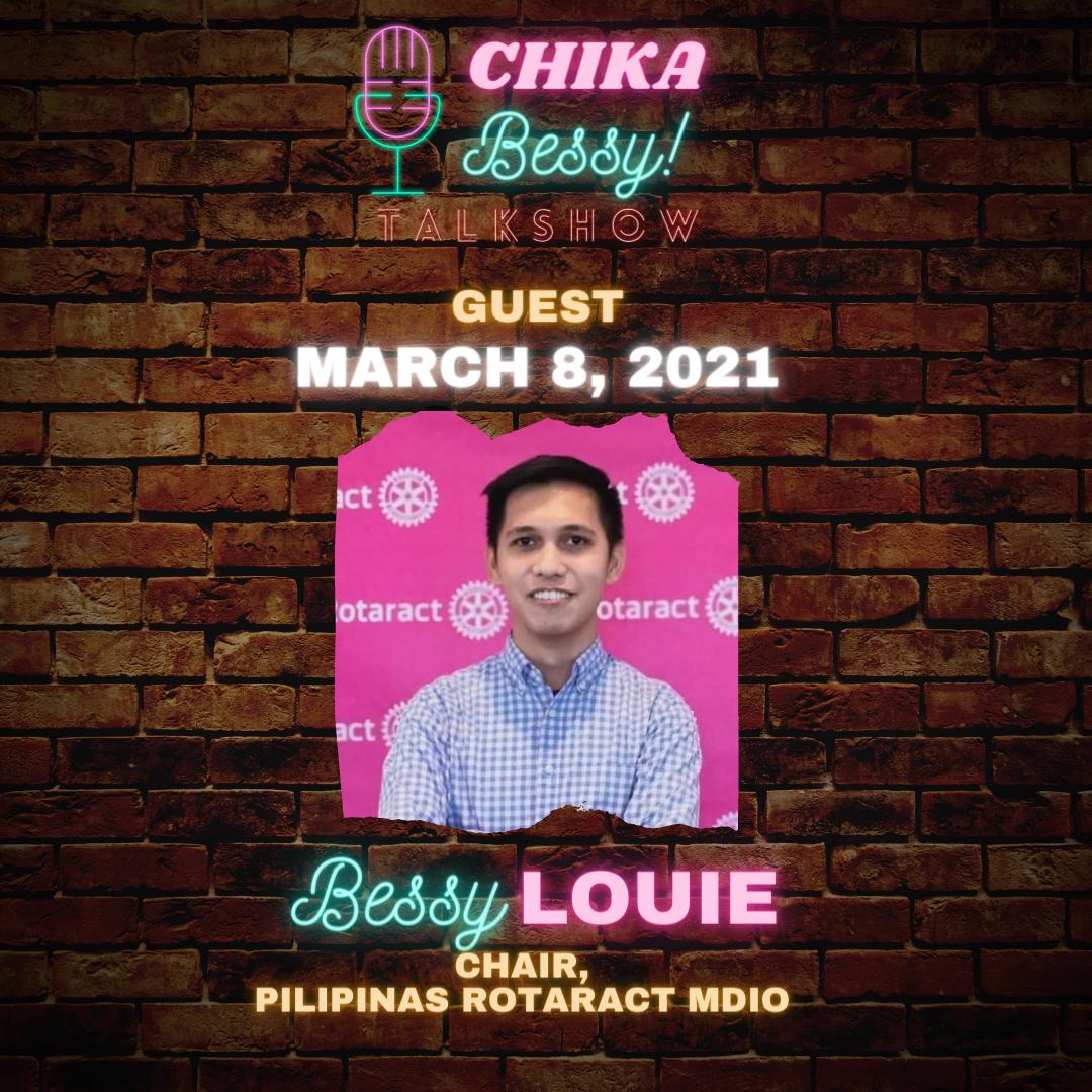 MDIO Chair Louie - March 8, 2021