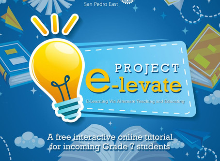 E-levate thru Distance Learning
