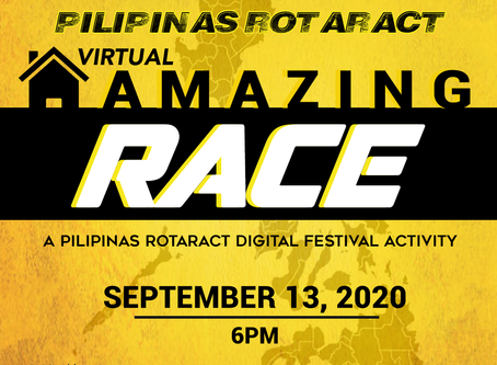 Pilipinas Rotaract Virtual Amazing Race