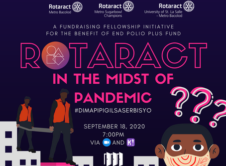 Kahoot! Tournament: Rotaract in the Midst of the Pandemic