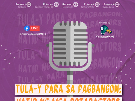 Tula-y Para sa Pagbangon Spoken Poetry Contest