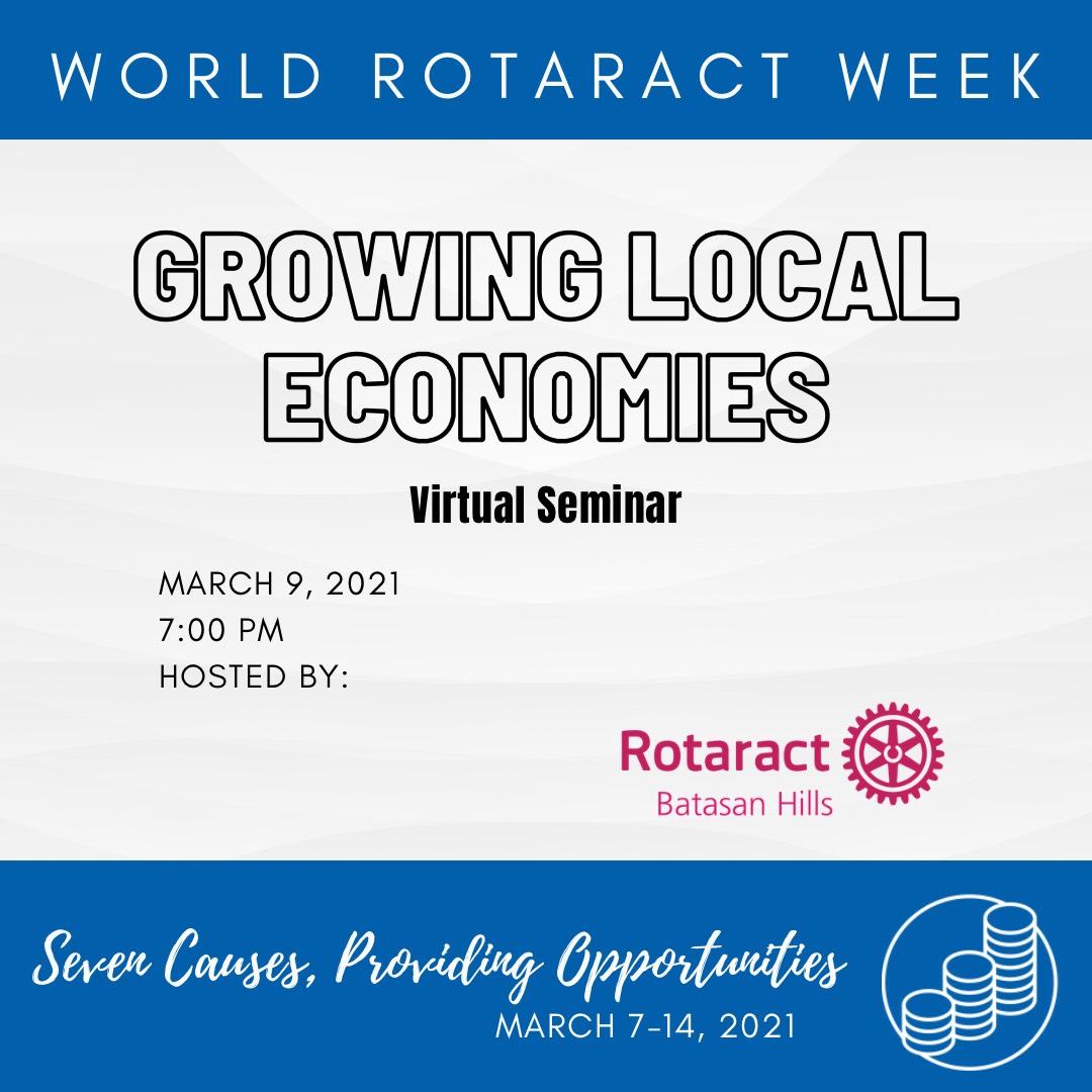 Growing Local Economies Webinar