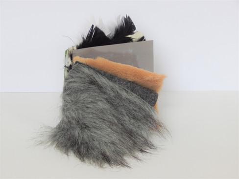 Cloth Animal Texture Book