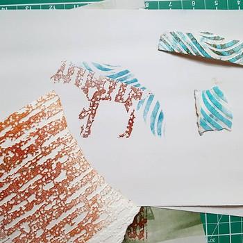 Aardwolf Experimental Print