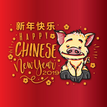 Chinese New Year 2019: Year of the Pig