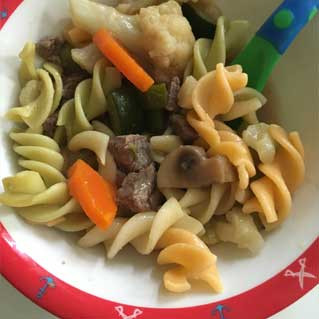 Recipe: Chinese Macaroni