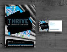 Thrive Art Exhibition