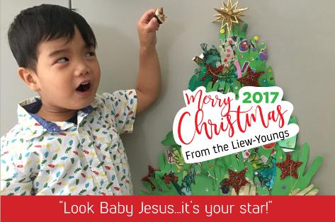 Christmas card for 2017