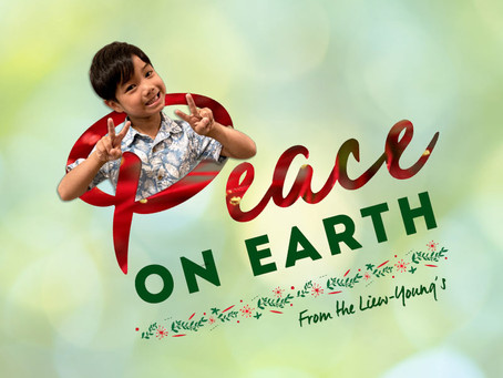 """Peace on Earth"" in 2020"