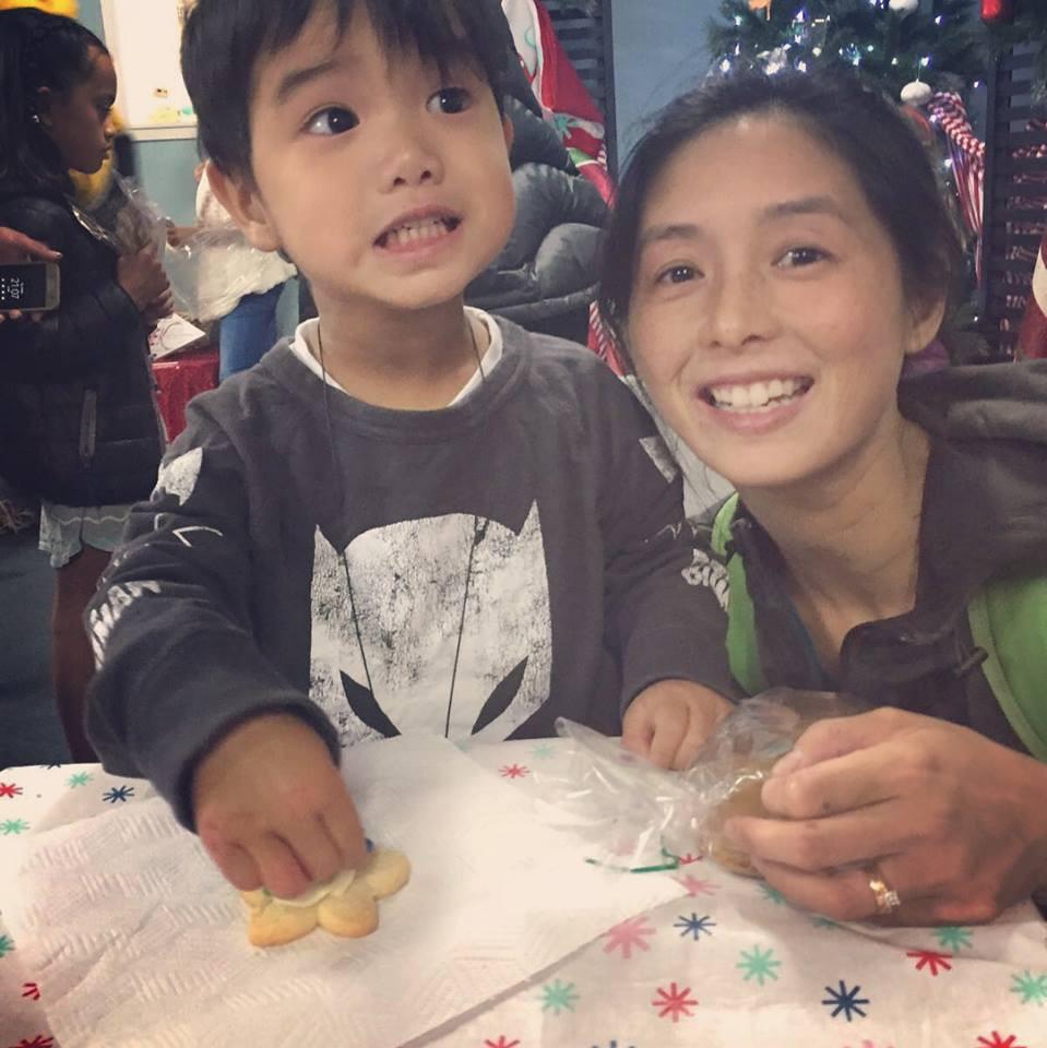MOTAT's Christmas lights event