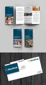 BondHub marketing collateral