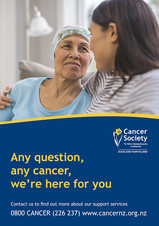 Cancer Society Poster