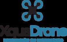 Logotipo Xquadrone Innovación en Movimiento