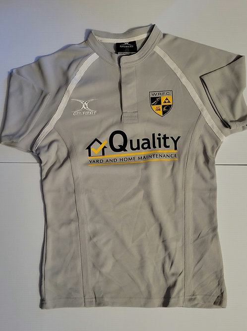 Gilbert XACT Jersey Grey w/out Numbers
