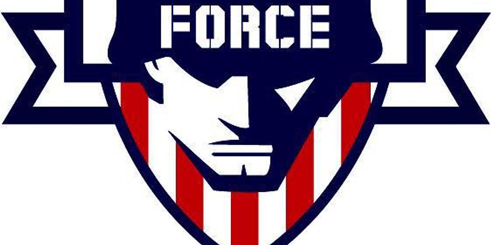 Warrior Boys B v. Dayton Northern Force