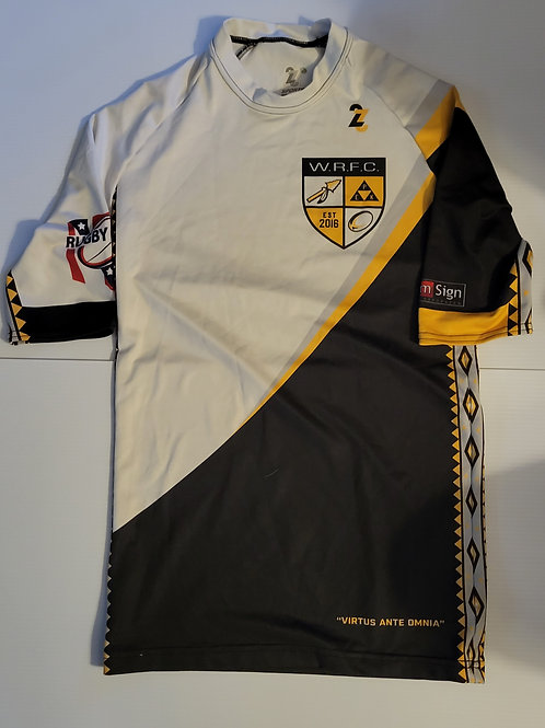 Game Used 27 Sports Sublimated Tribal Jersey