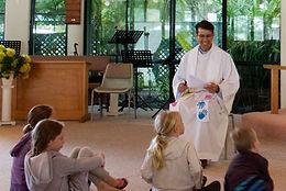 Kids' Talk, Sunday School & Crèche