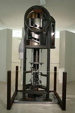 "Simplicity ""Darrell Tousley kinetic sculpture Autism Savant"""