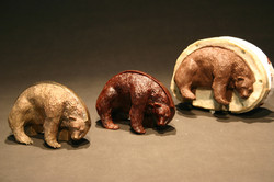 Bear mold wax and Bronze.jpg