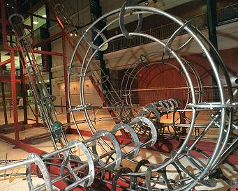 Darrell Tousley kinetic sculpture Autism Savant