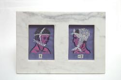 Liza Olshanskaya. Two heads