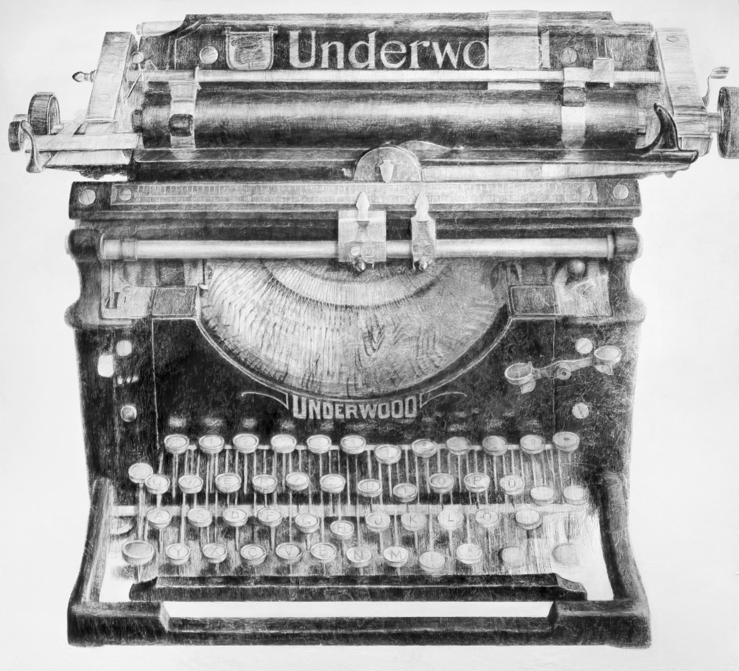 E. Rozhkova. Underwood.