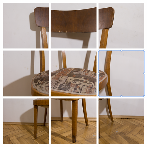 стул №8